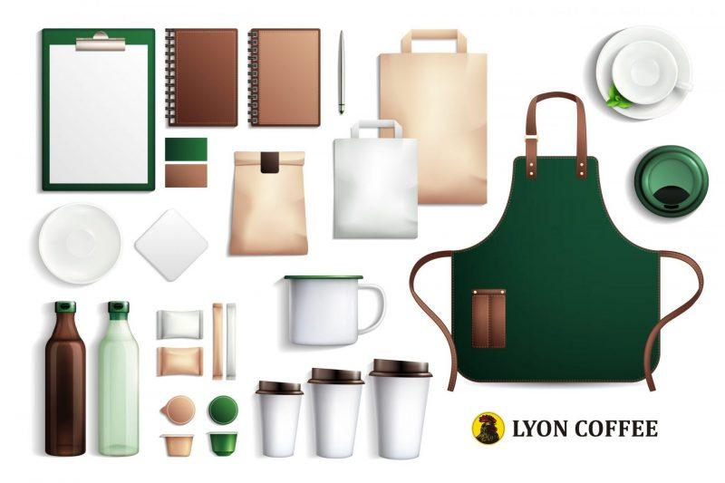 Những vật dụng cần thiết khi mở quán cà phê
