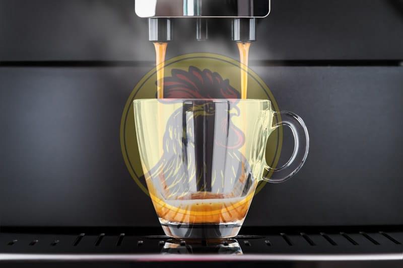 Thị trường cà phê pha máy