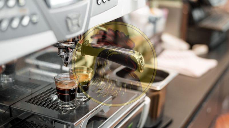 Cà phê pha máy là gì ? Cách pha cà phê pha máy như thế nào ?