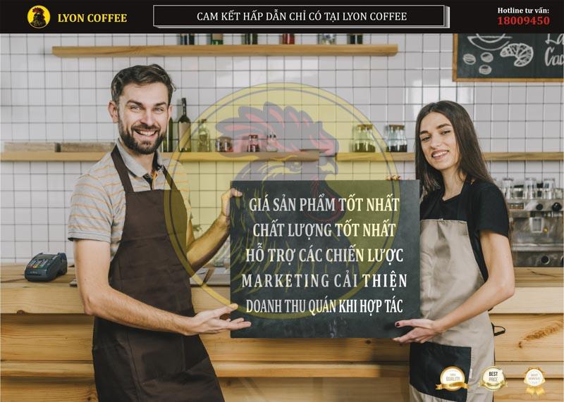 Ngoài cà phê rang xay nguyên chất giá bao nhiêu, mua cafe kèm hỗ trợ