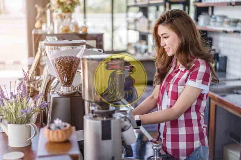 Kinh doanh cà phê pha máy phù hợp xu hướng hiện tại