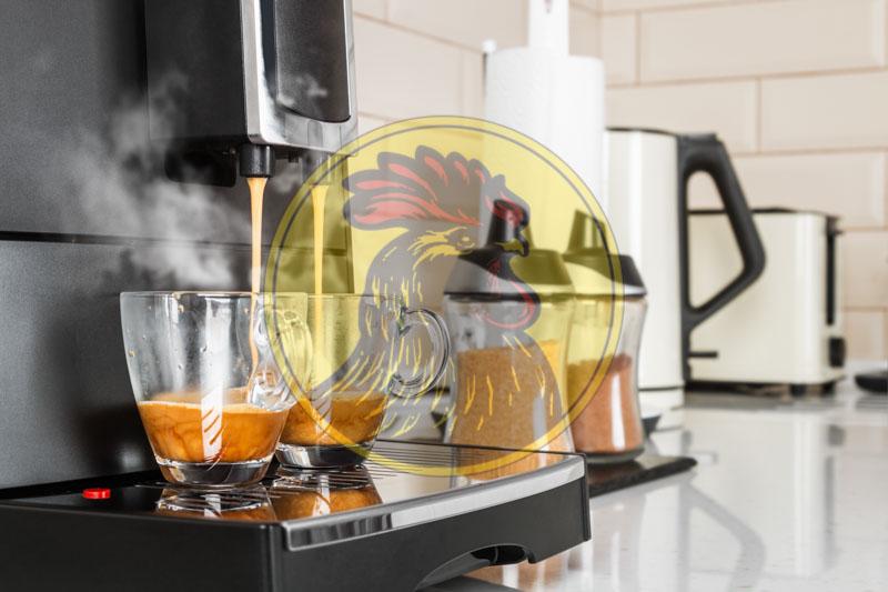 Kinh doanh cafe pha máy có tốc độ thu hồi vốn nhanh hơn cà phê pha phin