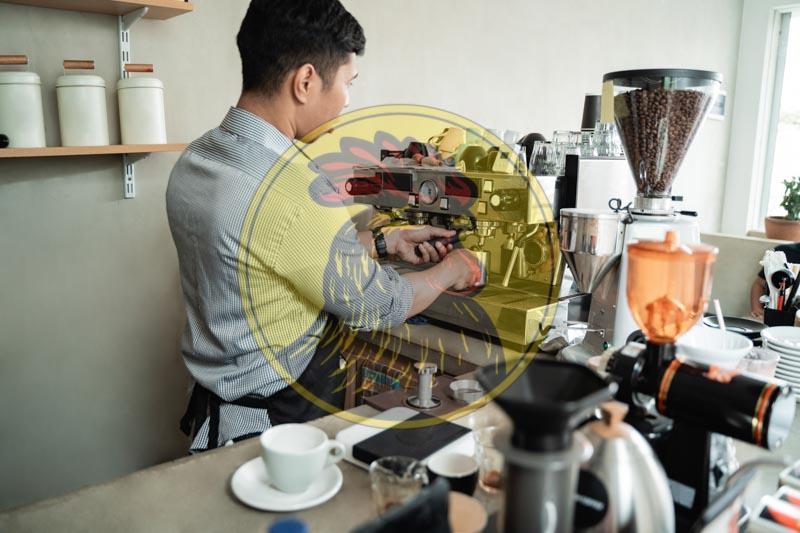 Kinh doanh cafe pha máy khác biệt lớn về định lượng