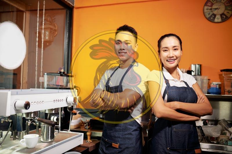 Kinh doanh cafe pha máy phù hợp xu hướng hiện tại