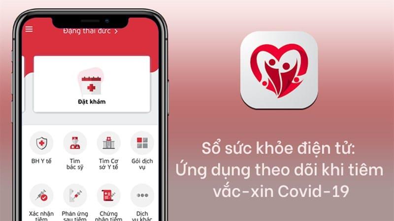 Tải ứng dụng Sổ Sức Khỏe Điện Tử về điện thoại của mình