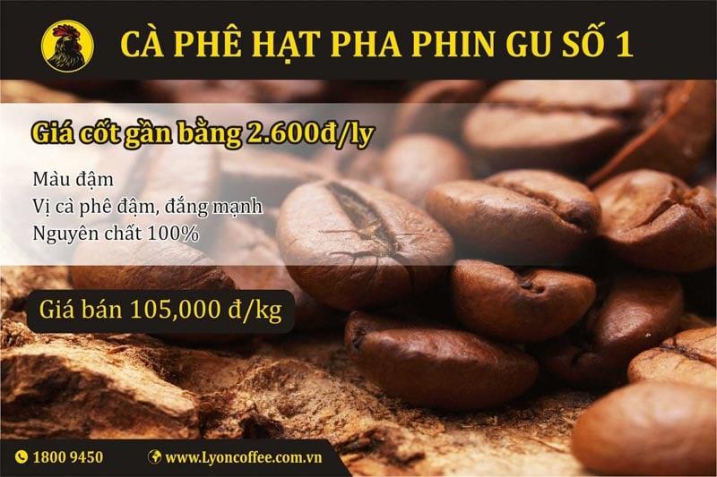 tìm nguồn cung cấp cà phê rang xay nguyên chất gu số 1